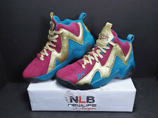 "Reebok Classic Kamikaze 2 ""Holiday Lights"" M44060 Rebe Berry/Gold Boy's Size 5.5"