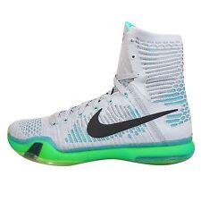 Mens Nike Kobe X Elite 718763-041 Wolf Grey/Light Retro Brand New Size 9.5