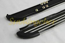 Newest for Chevrolet Equinox 2018 18 Running Board Side Step Nerf Bar pedals