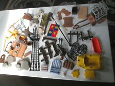 Playmobil misc. pieces (over 50 pieces)