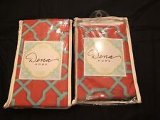 Dena Home Euro Pillow Sham Pair