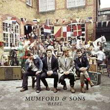 MUMFORD AND SONS Babel CD NEW 2012