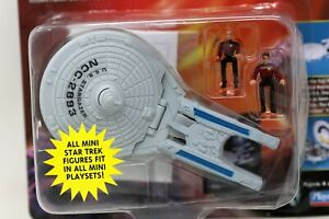 Star Trek Innerspace USS Stargazer Mini Playset 6169 Playmates 1996