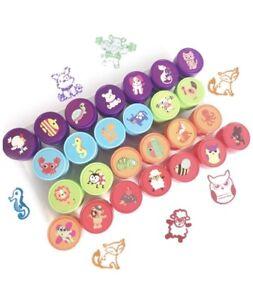 Kids Animal Stamp Set