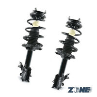 Front pair Complete Strut Assembly w/ Spring For Nissan Sentra 2000-2001