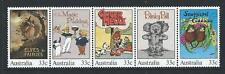 AUSTRALIA 1985 Children's Books Set MNH (SG 982a)
