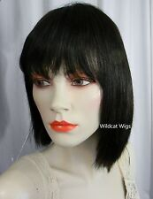 100% Brazilian Remy HUMAN HAIR Paige Wig  Elegante Collection of West Bay Sepia*