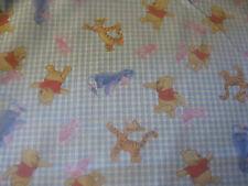 Disney Eeyore Tiger Piglet Fabric -  1 yard