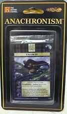 ANACHRONISM CARD SET TRIKING CALUM III SET 3 CARDS 76 77 78 79 80 NEW MINT