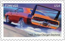 US 4743 Muscle Cars 1969 Dodge Charger Daytona forever single MNH 2013
