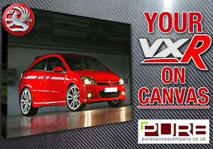 YOUR VXR Vauxhall VX220 Turbo Corsa Astra on CANVAS