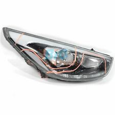 GENUINE HYUNDAI IX35 RIGHT RHD XENON HEADLIGHT FACELIFT 2014+ ONWARDS 92102