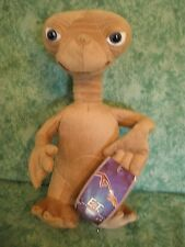 TOY FACTORY~E.T. THE EXTRA-TERRESTIAL PLUSH~12' WITH TAG~UNIVERSAL STUDIOS