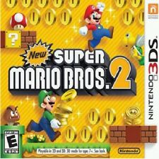 New Super Mario Bros. 2 for Nintendo 3DS [New 3DS]