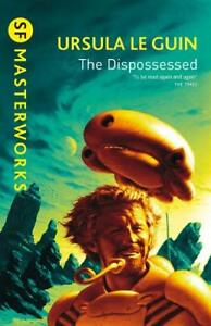 The Dispossessed, Ursula Le Guin, Used Excellent Book