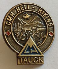 CMH Heli Hiking Tauck Canada Pin Badge Helicopter Sports Collectable (E5)