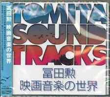 OST (MUSIC BY ISAO TOMITA)-TOMITA ISAO EIGA ONGAKU NO SEKAI-JAPAN CD G35