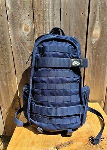 Nike SB RPM Skateboarding Backpack Navy Blue