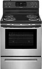 Frigidaire Ffef 3016ts 30 Inch Freestanding Electric Range In Stainless Steel