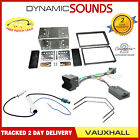 Car Stereo Fascia Double Din Fitting Kit For Vauxhall Vectra 2005> with CD30