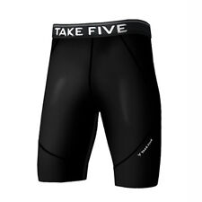 Take Five Mens Skin Tight Compression Base Layer Running Pants Leggings NP524