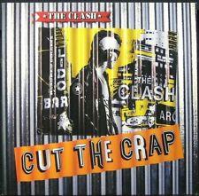 THE CLASH 'Cut The Crap' Near Mint Never played 1985 1st press Promo LP