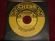 "MUDDY WATERS ""Got My Mojo Working"" Chess Blue Chip 9011"