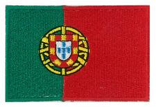 Patche écusson patch drapeau Portugais Portugal brodé thermocollant