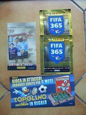 OFFERTA PANINI:2 pacchetti FIFA 365 - buono sconto album-calcetto gratis
