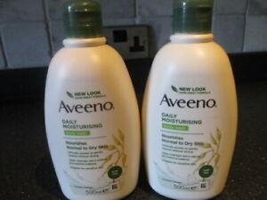 Aveeno Daily Moisturising Body Wash 2 x 500 ml