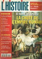 Les Collections de l'histoire - La Chute de l'empire romain N°254