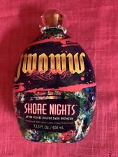 2020Australian Gold JWOWW SHORE NIGHTS After Hours Deluxe Bronzer Tanning Lotion