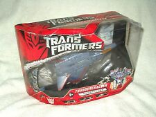 Transformers Action Figure Movie Voyager Thunderbracker 8-9 inch