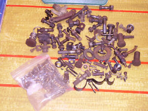 1932 Packard 900.  Misc fittings