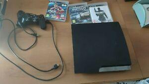 playstation 3 Slim 320gb con 3 giochi ps3