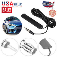 Hidden Antenna Car Radio Stereo Stealth FM AM For Vehicle Truck Motorcycle Boat