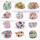 Wholesale! 1-50 Yard 1'' 25MM Printed Grosgrain Car owl Hair Bow Sewing Ribbon