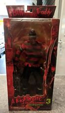Mezco Cinema of Fear - Nightmare On Elm St Freddy Krueger Action Figure New