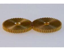 Stirnzahnrad, Zahnrad, Modul 0,5, aus Messing, 50 Zähne, Z=50, 4 mm Zahnbreite