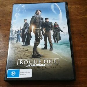 Rogue One a Star Wars Story  DVD R4 Like New! FREE POST
