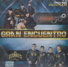 CD - Calibre 50 & Los Titanes De Durango NEW Gran Encuentro FAST SHIPPING !