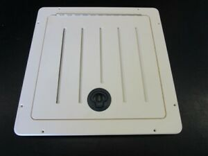 "CONSOLE DOOR OFF WHITE 16"" X 16"" 109381 MARINE BOAT"