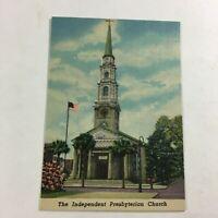 VINTAGE 1930s Mini Photographs Souvenir Pictures Savannah Presbyterian Church