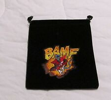Marvel Dice Masters Uncanny X-Men UXM AVX * NIGHTCRAWLER Drawstring DICE BAG New