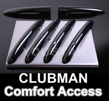 USA STOCK 6x Comfort Piano Black Door Handle Covers for MINI Cooper F54 CLUBMAN
