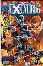 fumetto MARVEL COMICS X-MEN EXCALIBUR AMERICANO NUMERO 100