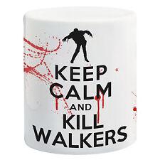 Keep Calm And Kill Walkers - The Walking Dead Ceramic 11oz Mug
