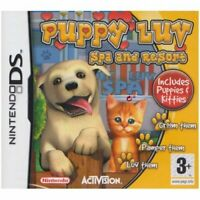 Nintendo DS - Puppy Luv: Spa and Resort UK Modul