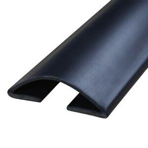 1 X Under-Door Sweep Weather Stripping Door Bottom Seal Strip Draft Wind Stopper