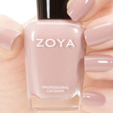 ZOYA ZP706 RUE boudoir blush nail polish lacquer  ~ NATUREL Nude Collection NEW